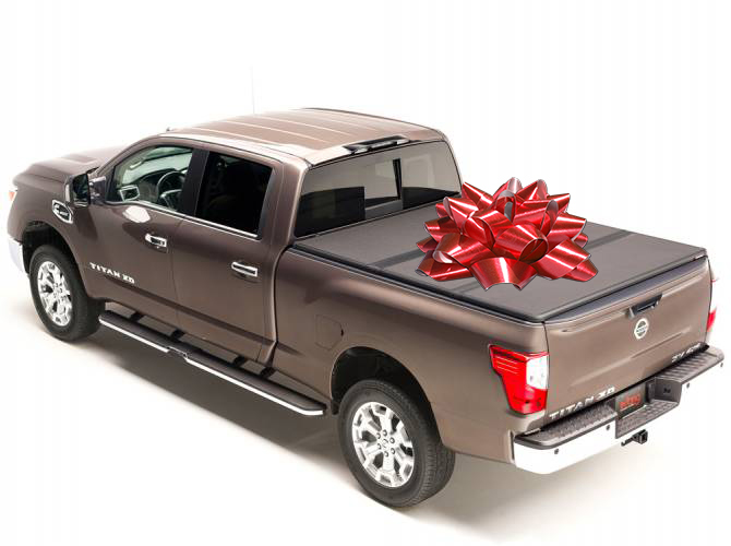 Holiday Gift Guide Tonneau Covers