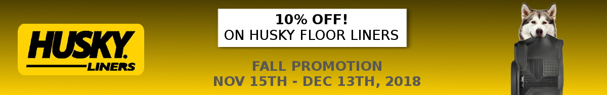 husky floor liner coupon