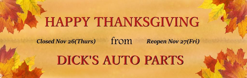 Thanksgiving banner