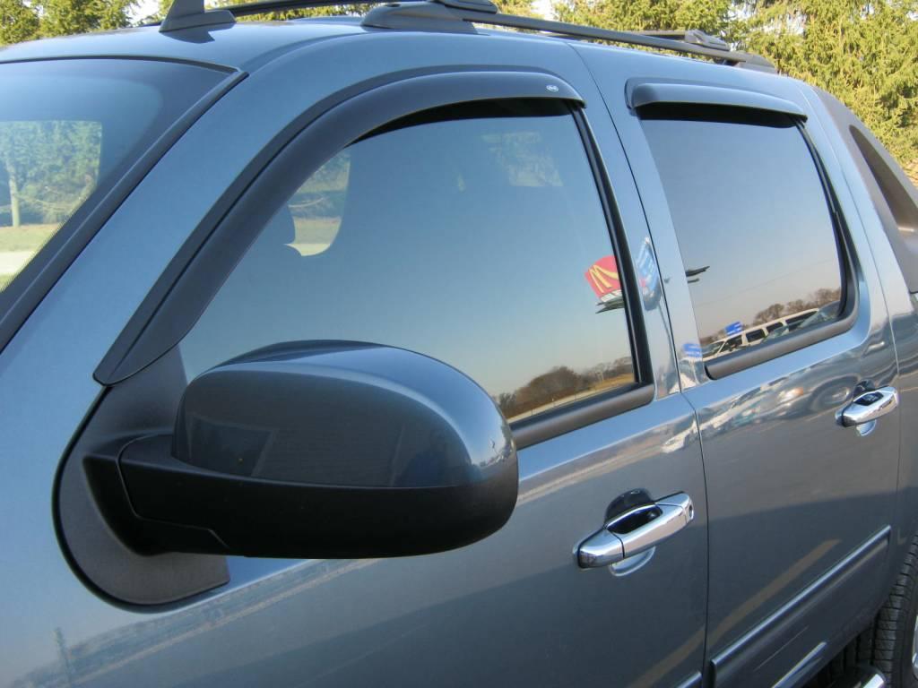 Rain Guards For Trucks >> Photo Gallery 07 13 Chevy Silverado Gmc Sierra Auto