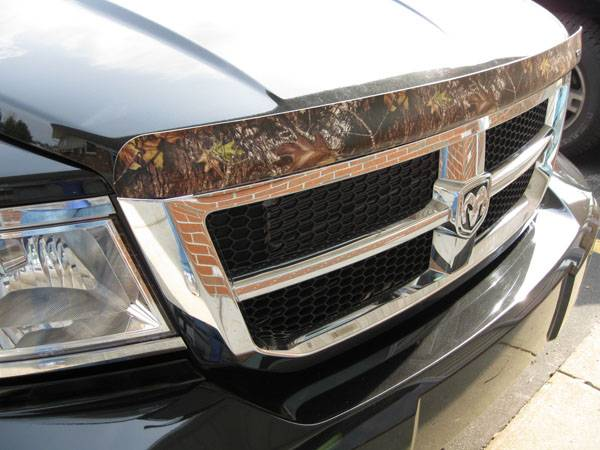 Photo Gallery Dodge Dakota Up Close With The Stampede