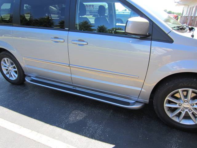 Dodge Grand Caravan Seating >> Photo Gallery - Dodge Van - The Only Running Board on the Market for the Dodge Caravan with Stow ...