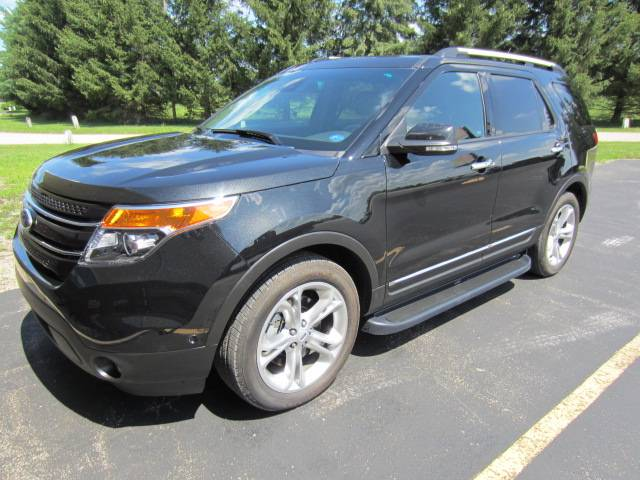 Photo Gallery Ford Explorer 2013 Ford Explorer With Owens Transender Series Abs Plastic
