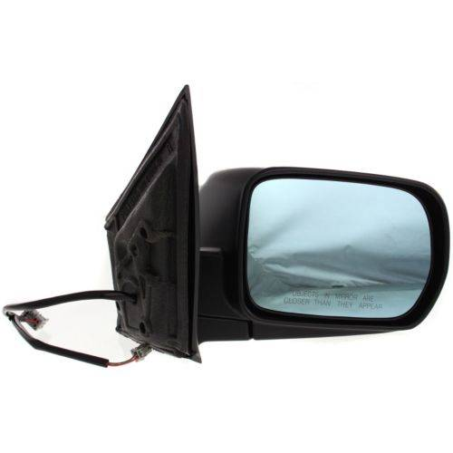 02-06 Acura MDX MIRROR RH, Power, Heated, W/o Touring Pkg