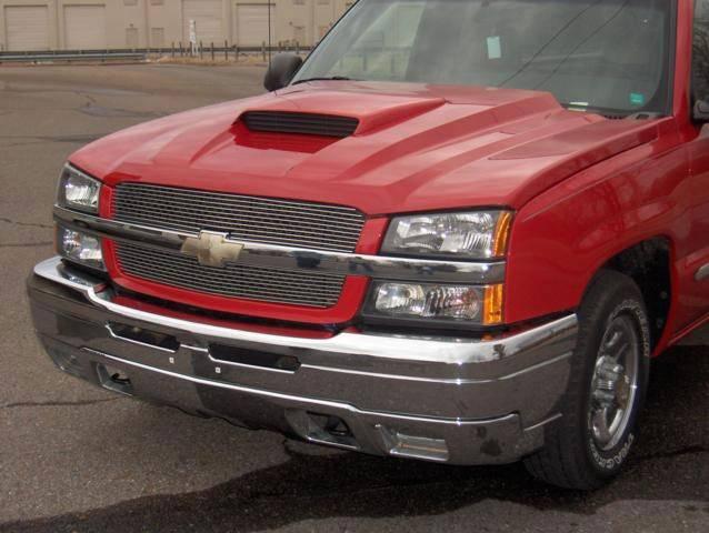 03 05 Chevy Silverado 1500 03 04 Silverado 25003500 Hd Reflexxion