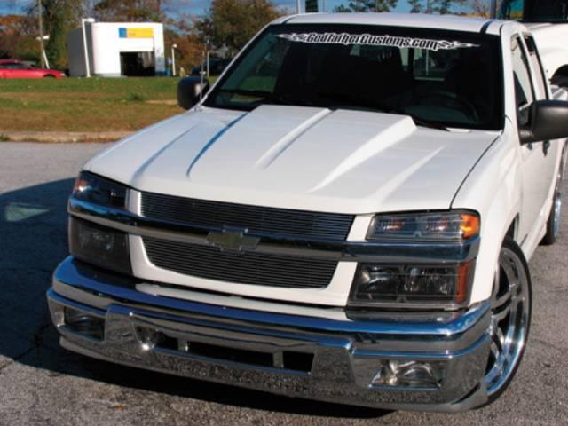 04 12 Chevy Colorado Gmc Canyon Truck Reflexxion Steel