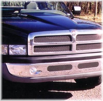 dodge set headlights parts w new o headlamps pickup sport pin ram