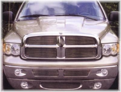 F on Dodge Ram 1500 Hoods