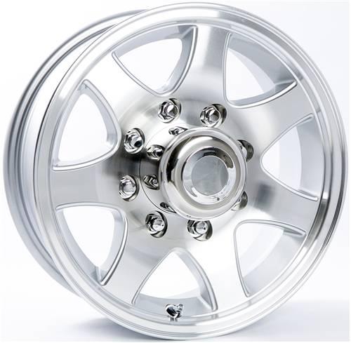 "16"" 8 Lug 7-Spoke Aluminum Trailer Wheel Dick's Auto Parts ..."