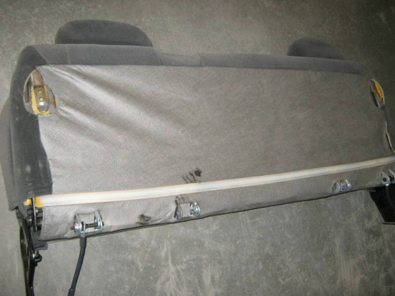 99-06 Chevy Silverado/GMC Sierra Extended Cab Gray Cloth Rear Bench Seat, Dick's Auto Parts ...