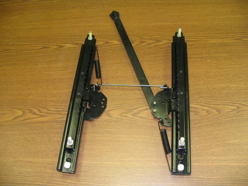 03-09 Chevy Kodiak/GMC Topkick OEM Seat Slide Tracks C4500 C5500