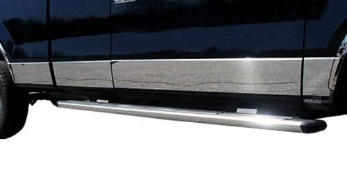 Ford Explorer Sport For Sale >> 01-06 Chevy Silverado Crew Cab 8ft Long Bed (Plastic Bag) ICI Rocker Panel Trim, Dick's Auto ...