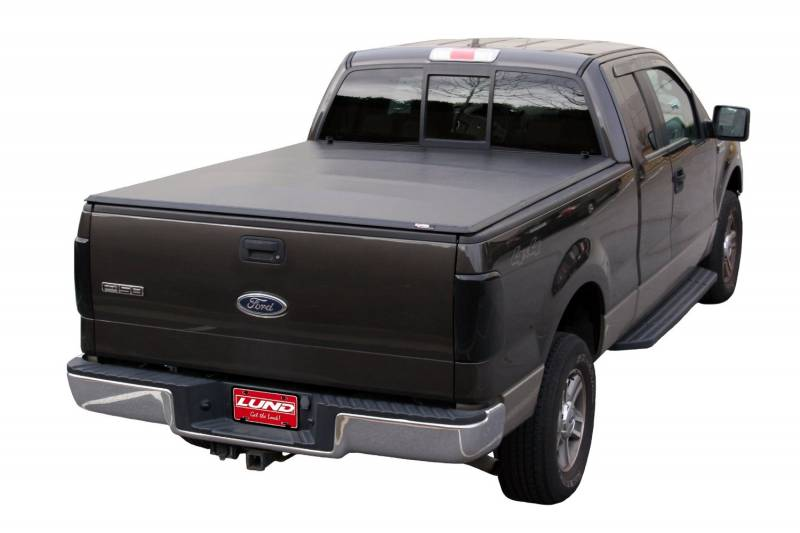 07 11 Chevy Silverado Gmc Sierra 6 5ft Short Bed Lund Genesis Tri Fold Tonneau Cover Dick S Auto Parts Middlebury In