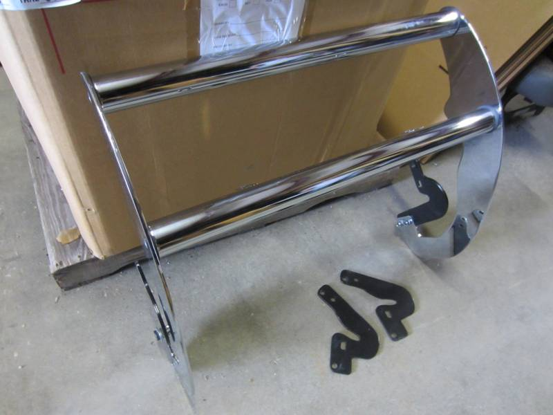 97-03 Dodge Dakota/Durango Chrome Go Ram Push Bar Dick's ...