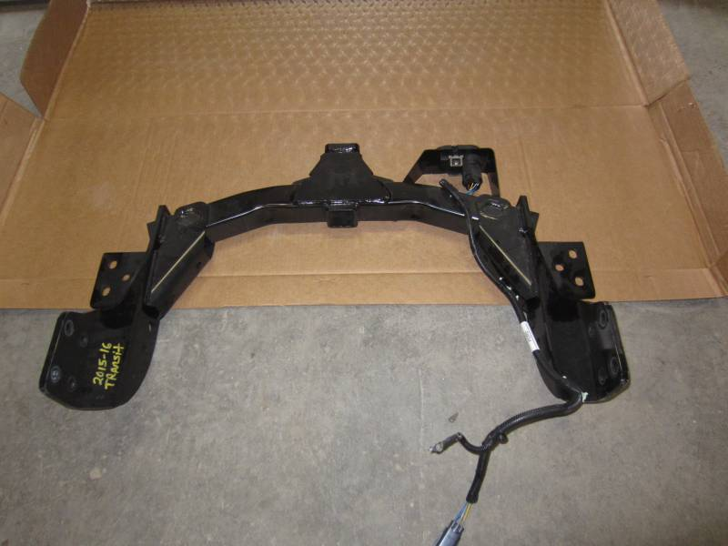15 350 Van Trailer Hitch W  Bargment