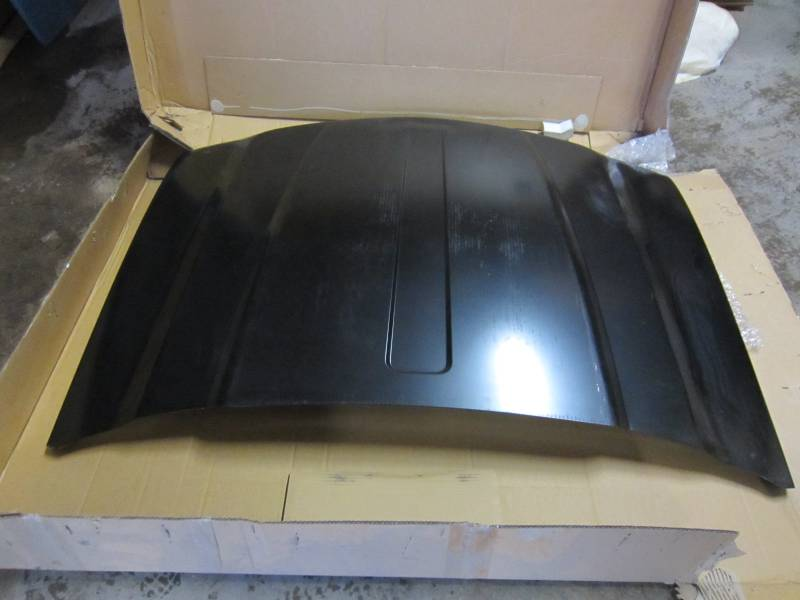 05 06 Chevy Silverado Reflexxion Steel Cowl Induction Hood
