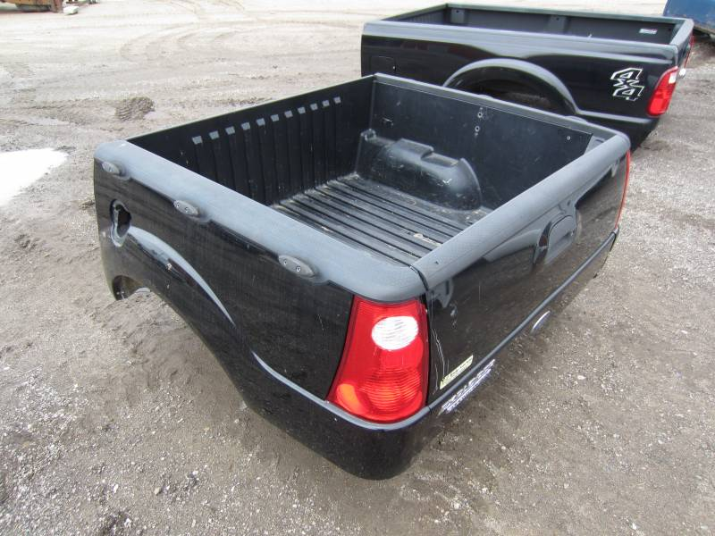 Used 01 05 Ford Explorer Sport Trac Black Truck Bed Dick