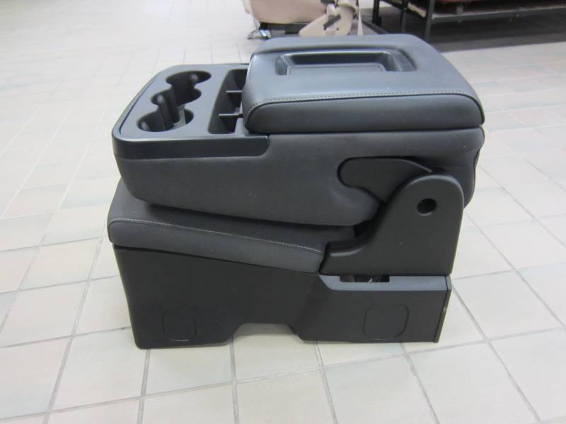 14 15 chevy silverado tahoe suburban gmc sierra yukon xl ebony cloth jump seat center console. Black Bedroom Furniture Sets. Home Design Ideas