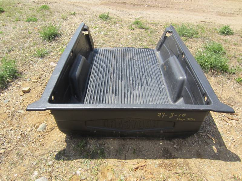 94-03 Chevy S-10/GMC Sonoma 6' Stepside Body Guard Bed ...
