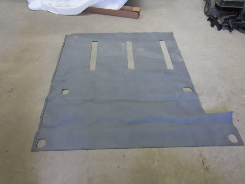 Mercedes Benz Sprinter Van Gray Floor Mat Dick S Auto