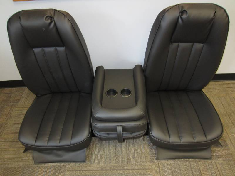 80-96 Ford F-150 Ext Cab with Original OEM Bucket Seats V ...