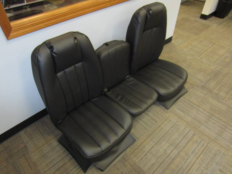 New Bench Seat For Chevy Truck
