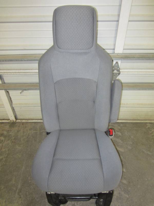 Dodge Truck Seat Covers >> 08-15 Ford Econoline Van Gray Cloth Passenger's Side Bucket Seat, Dick's Auto Parts, Middlebury, IN