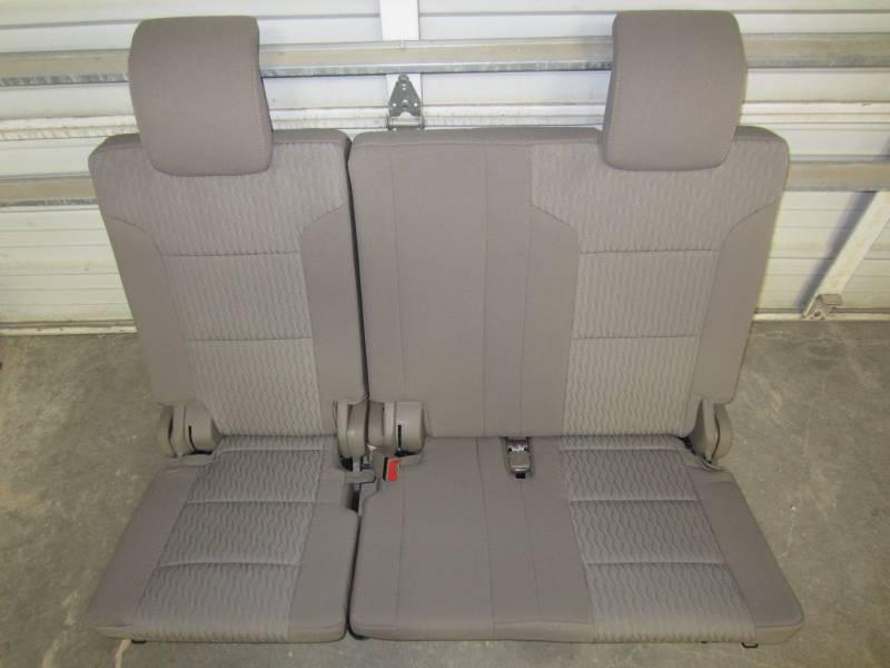 Chevy Suburban Seating >> 15-16 Chevy Suburban/GMC Yukon XL OEM Dune/Tan Cloth Third ...