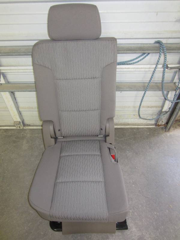 15-16 Chevy Suburban/GMC Yukon XL OEM Dune/Tan Cloth Second Row Seat (Passenger's Side Only ...