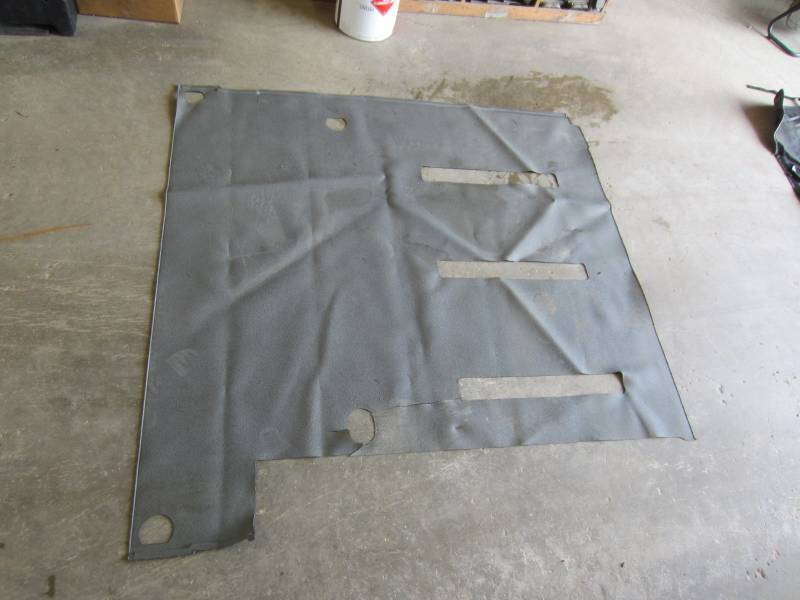 Mercedes Benz Sprinter Van Gray Floor Mat Dick S Auto Parts