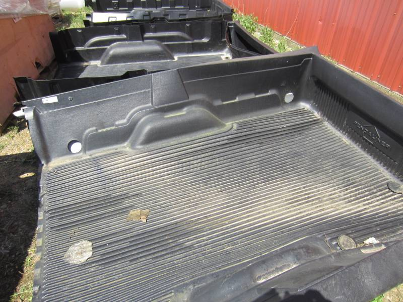 07 13 Chevy Silverado 8 Long Bed Oem Over Rail Bed Liner