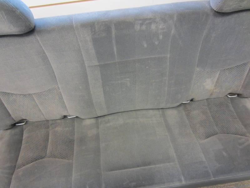 99 06 Chevy Silverado Gmc Sierra Gray Cloth Rear Bench