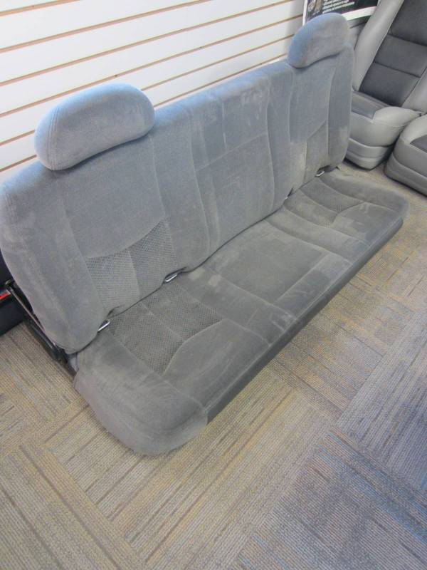 Gmc Sierra Front Bench Seat