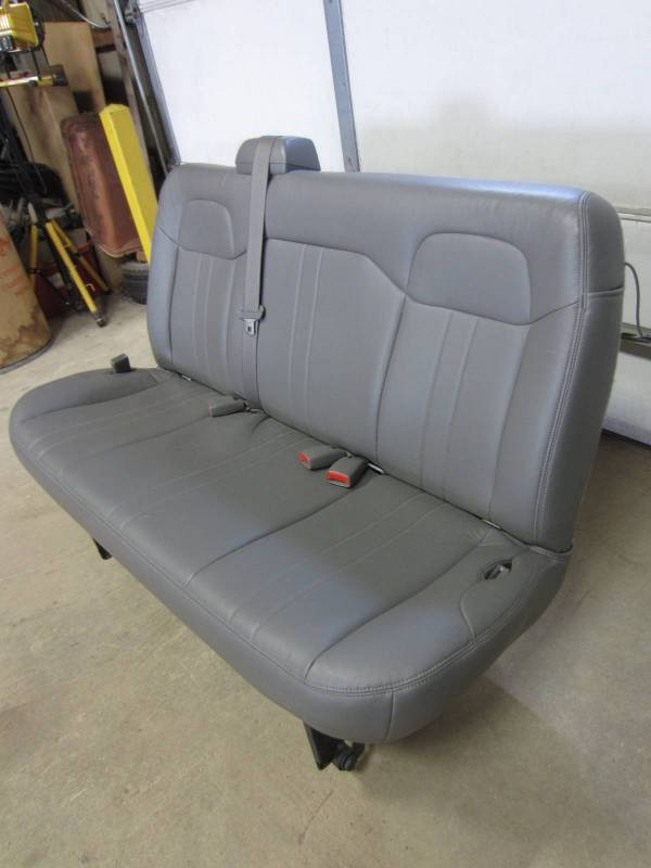 Chevy Express Van >> 03-10 Chevy Express / GMC Savana Van Gray Vinyl 3 ...