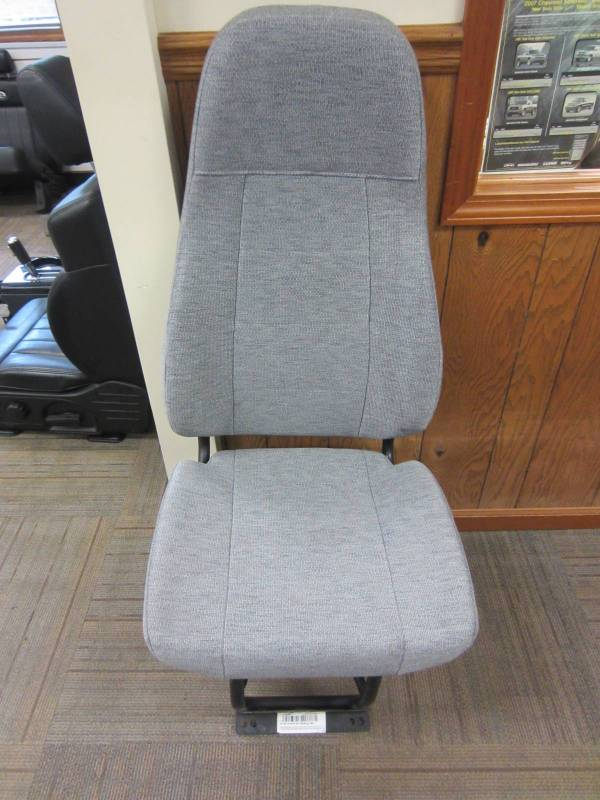 M2 Freightliner Semi Truck Gray Cloth National Non Air Ride