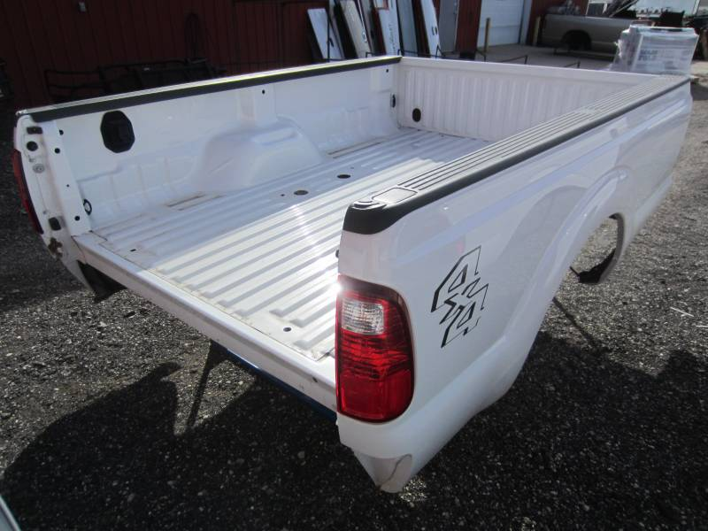 Ford F Super Duty Truck Bed Crossmembers
