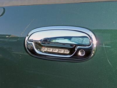 92 00 Chevygmc Ck Chrome Exterior Door Handle Cover Dicks Auto