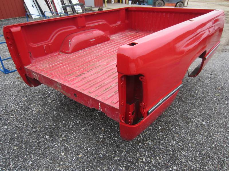 truck replacement dodge bed purple i blue used ram short