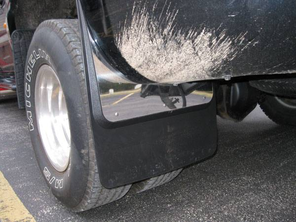 Ranch Truck Caps >> Photo Gallery - 99-06 Chevy Silverado/GMC Sierra - Luverne Contoured Rear Dually Mud Flaps