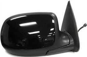 Kool Vue - 99-02 CHEVY SILVERADO MIRROR RH, Power, Heated, Manual Fold, w/o Puddle Lamp, Smooth Cover, w/o Dimmer