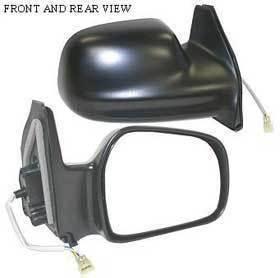 Kool Vue - 99-04 CHEVY TRACKER MIRROR RH, Power