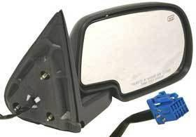 Kool Vue - 03-06 CHEVY SILVERADO MIRROR RH, Power, Heated, Paint to match