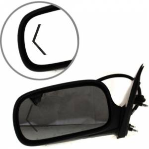 Kool Vue - 06-11 CADILLAC DTS MIRROR LH, Power, Heated, w/ Turn Signal on Glass, w/o Auto Dimming Glass, w/o Memory