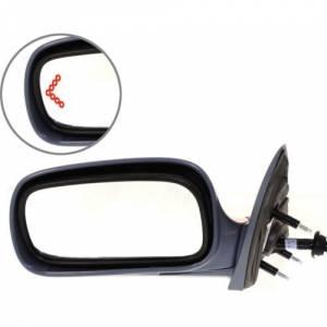 Kool Vue - 06-11 CADILLAC DTS MIRROR LH, Power, Heated, w/ Turn Signal & Auto Dimming glass, w/ Blind Spot Detector