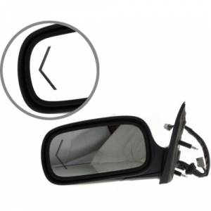 Kool Vue - 06-11 CADILLAC  DTS MIRROR LH, Power, Heated, w/ Turn Signal & Auto Dimming on Glass, w/ Memory