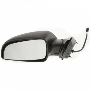 Kool Vue - 08-12 CHEVY MALIBU MIRROR LH, Power, Manual Folding, Black Textured, LS Model