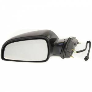 Kool Vue - 08-12 CHEVY MALIBU MIRROR LH, Power, Manual Folding, Paint to Match