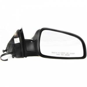 Kool Vue - 07-09 CHEVY AURA MIRROR RH, Power, Heated, Manual Folding, Paint to Match