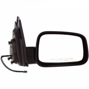 Kool Vue - 07-11 CHEVY HHR MIRROR RH, Power, Manual Folding, Paint to Match, Cover