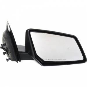 Kool Vue - 09-12 CHEVY TRAVERSE MIRROR RH, Power, Heated, w/o Signal Lamp, Manual Folding, Paint to M
